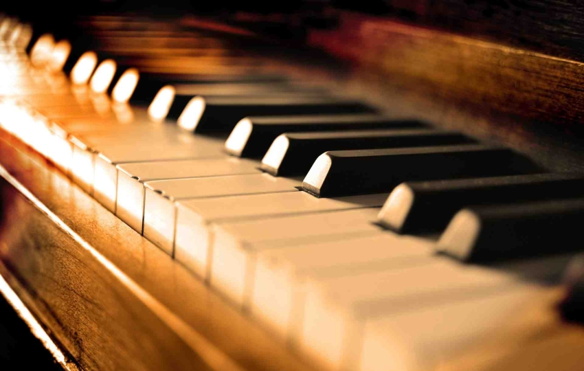 Zalety gry na pianinie