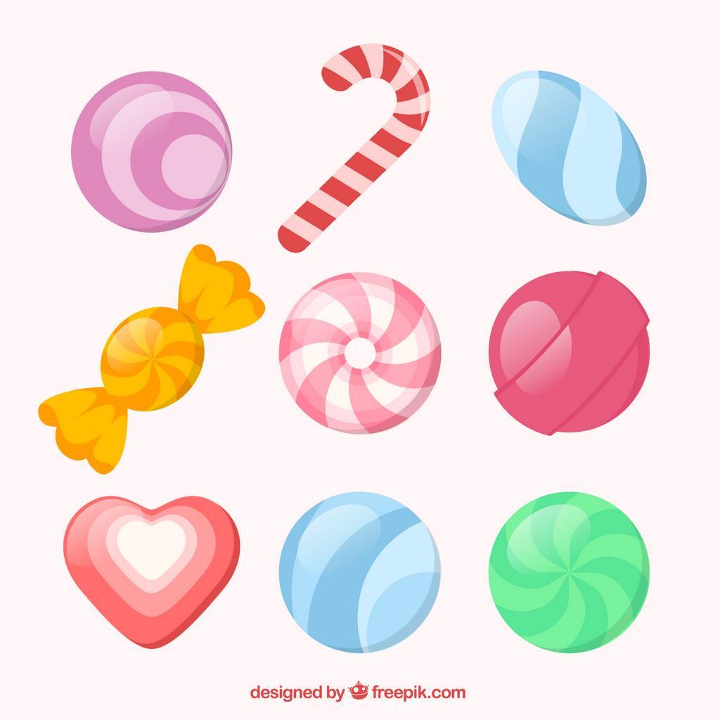 słodycze reklamowe
