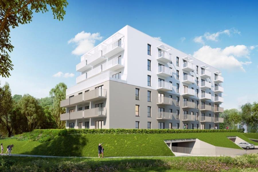 mieszkania deweloperskie - nowa inwestycja w dzielnicy Ruczaj