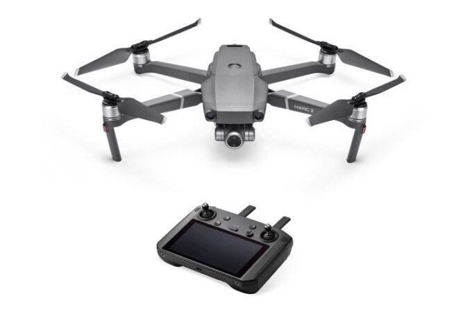 Dron – wyraźne zdjęcia z lotu ptaka